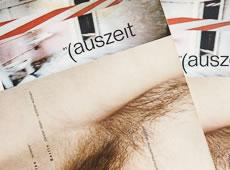 <strong>auszeit/ DIPLOM /</strong> <br/ >Idee für ein neues Kulturmagazin