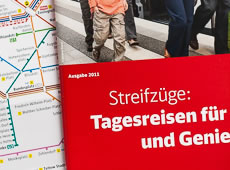 <strong>DEUTSCHE BAHN AG /</strong><br />Streifzüge