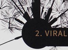 <strong>VIRAL&#038;CONTENTMARKETING II /</strong><br/ >Konferenzbroschüre