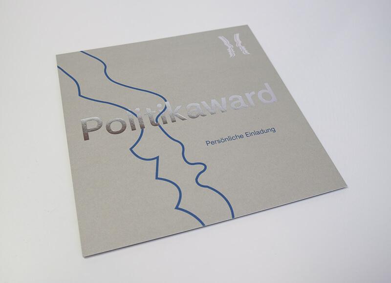 Cover-Gestaltung